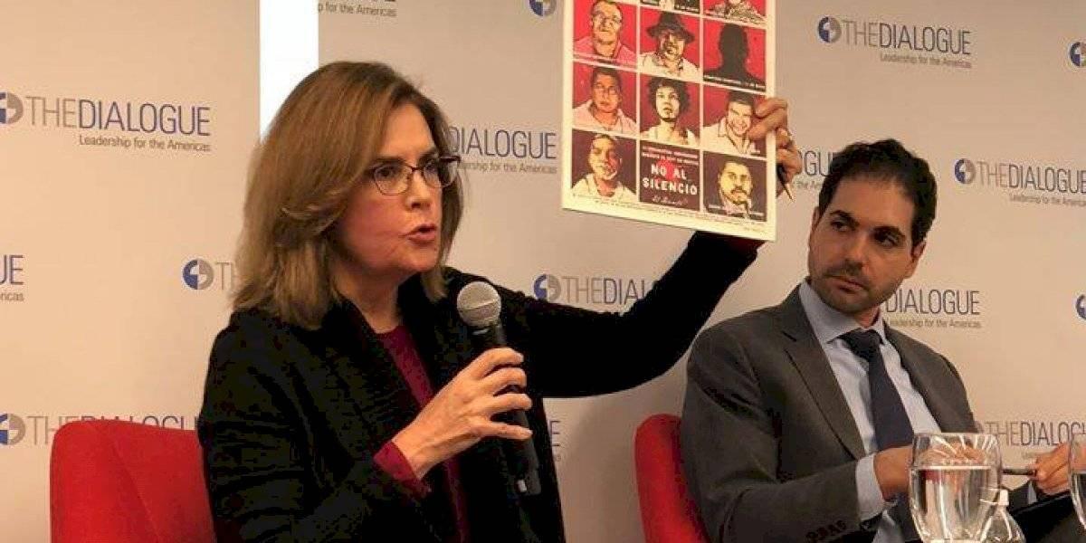 Tras señalamientos de Dolia Estévez, rechaza SRE censura a periodistas