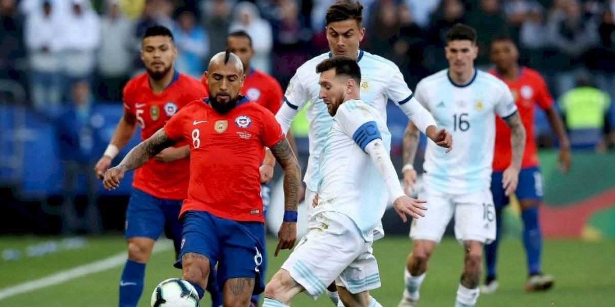 Con debut ante Argentina: ¿Dónde, cuándo y contra quién juega Chile en la zona sur de la Copa América 2020?
