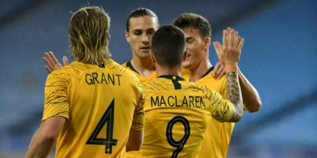 Australia completará el grupo de Chile en la próxima Copa América 2020