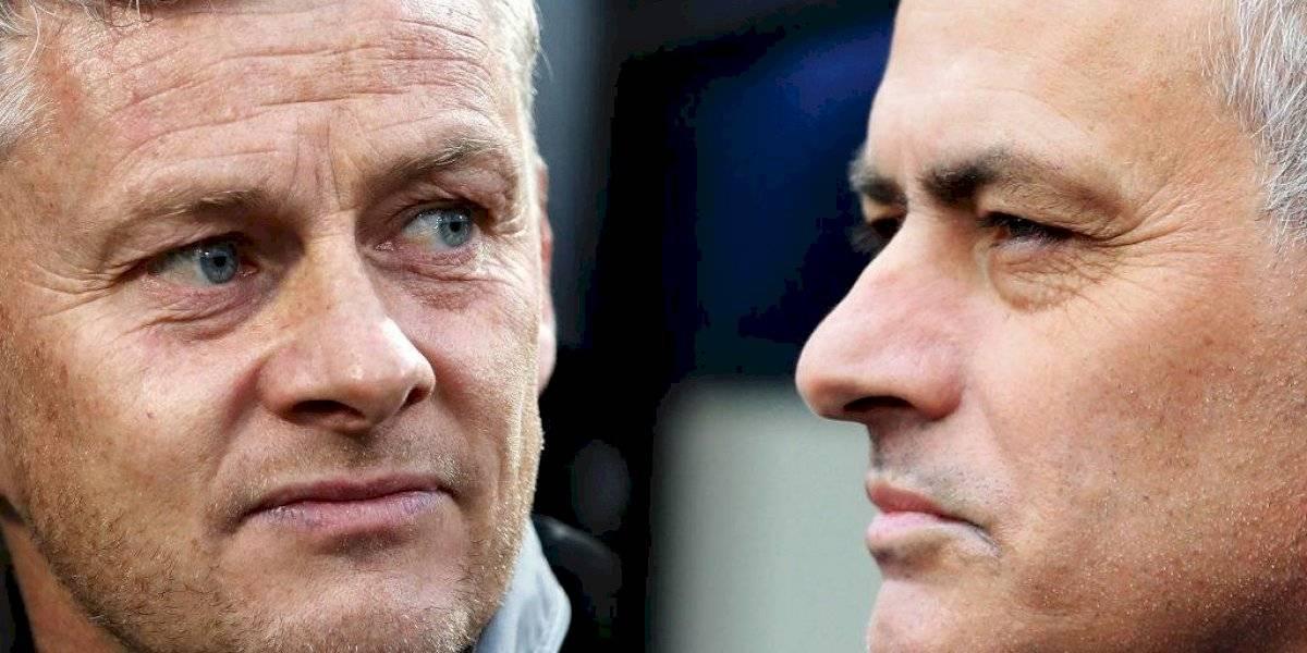 Las vueltas de la vida: Solskjaer se jugará el puesto en el United frente al Tottenham de Mourinho