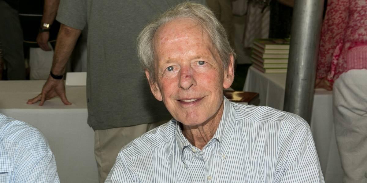 Vencedor do Pulitzer, autor Robert K. Massie morre nos EUA