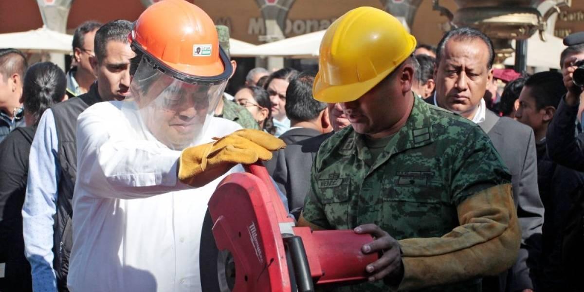 Gobierno de Puebla dará electrodomésticos a cambio de armas de fuego