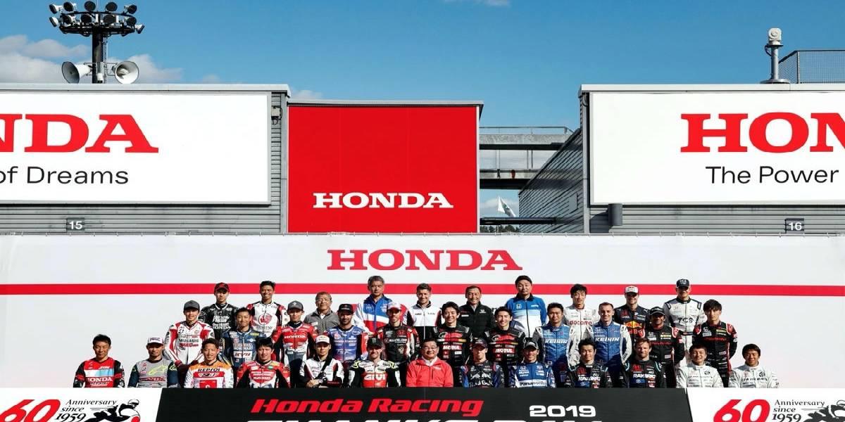 Honda Racing cumple 60 años en la élite de la velocidad