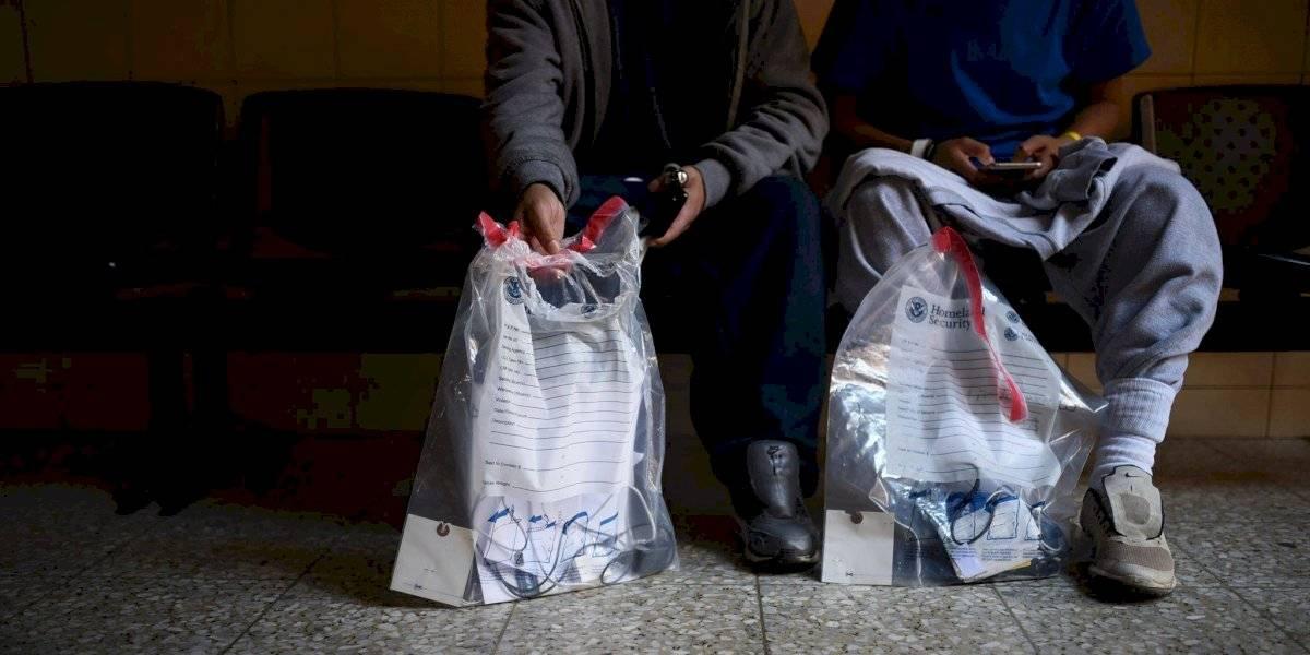 Centroamericanos esperarán solicitud de asilo en el país