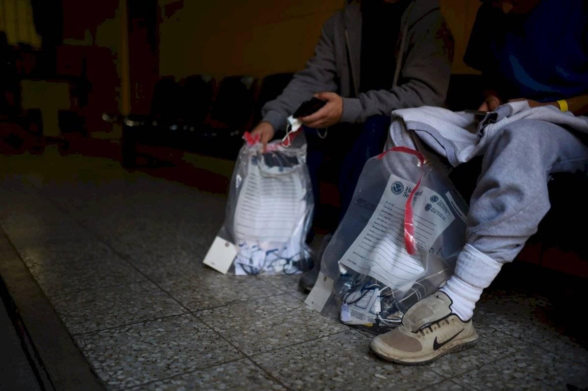 Hondureño y salvadoreño piden asilo, Guatemala