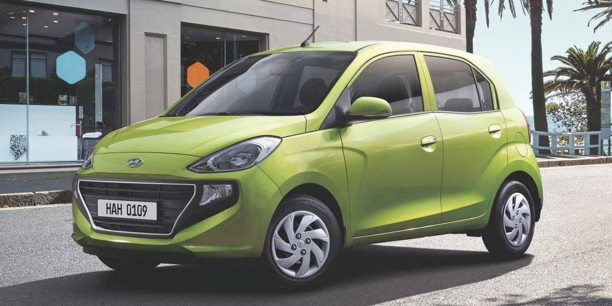 Hyundai se la juega por los citycars con el nuevo Atos