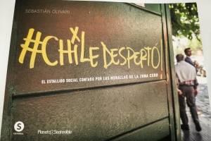 El libro #ChileDespertó tiene su lanzamiento desde Guadalajara