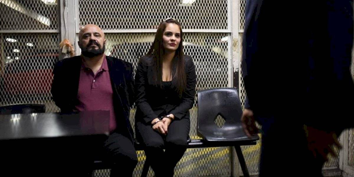 Exministro Villavicencio y su hija fueron enviados al Mariscal Zavala