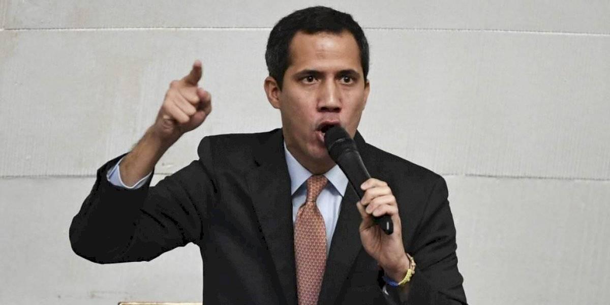 Guaidó avala investigar a opositores señalados de corrupción