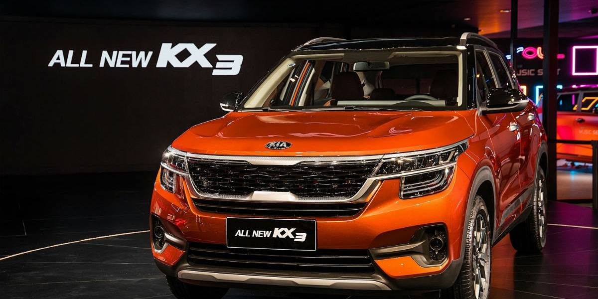 Las sorpresas con que Kia Motors remeció el Salón del Automóvil de Guangzhou