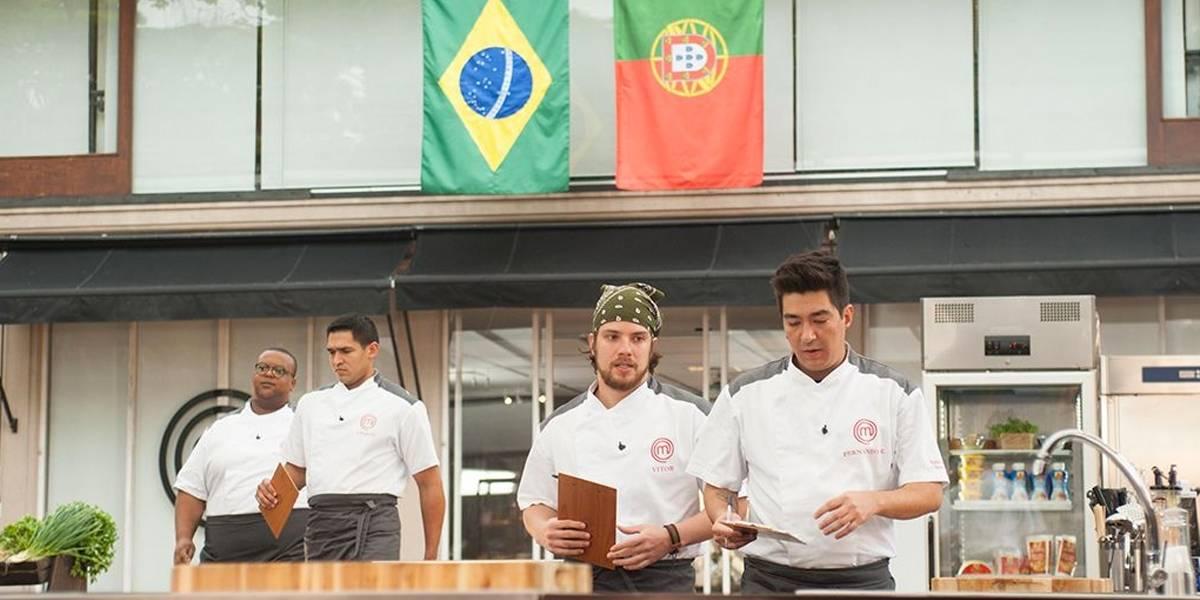 MasterChef: Duplas preparam menu luso-brasileiro de 6 passos
