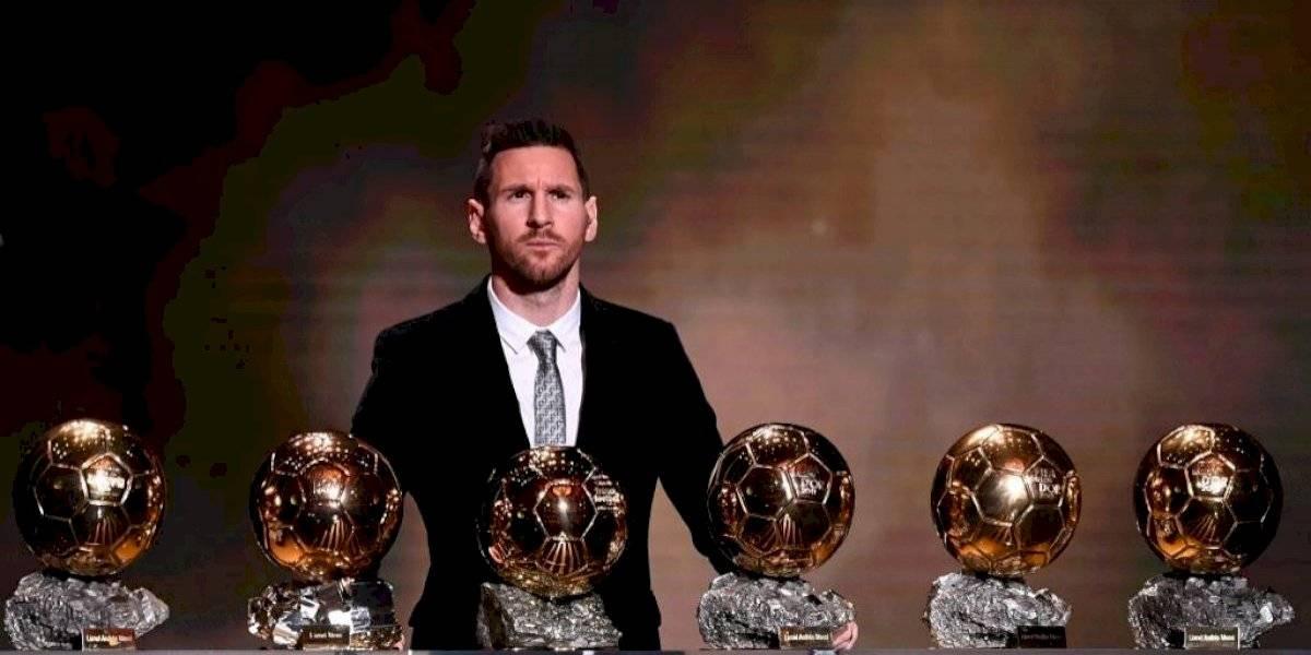 Messi se sintió dolido cuando Cristiano Ronaldo le empató en Balones de Oro