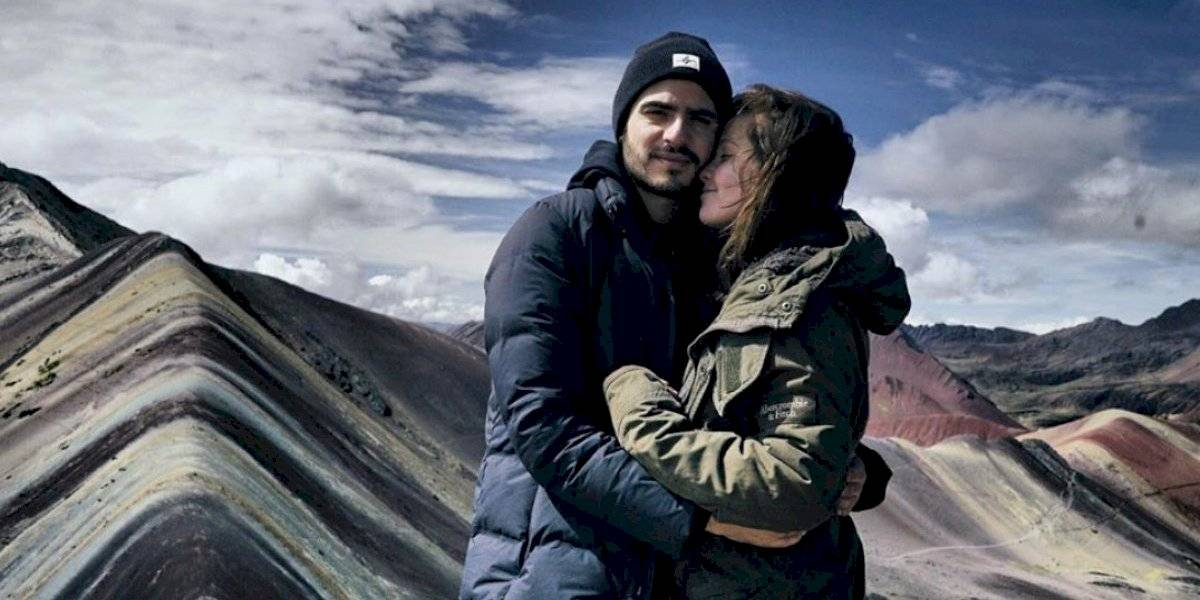 Natasha Dupeyrón y Yago Muñoz se comprometen y anuncian boda