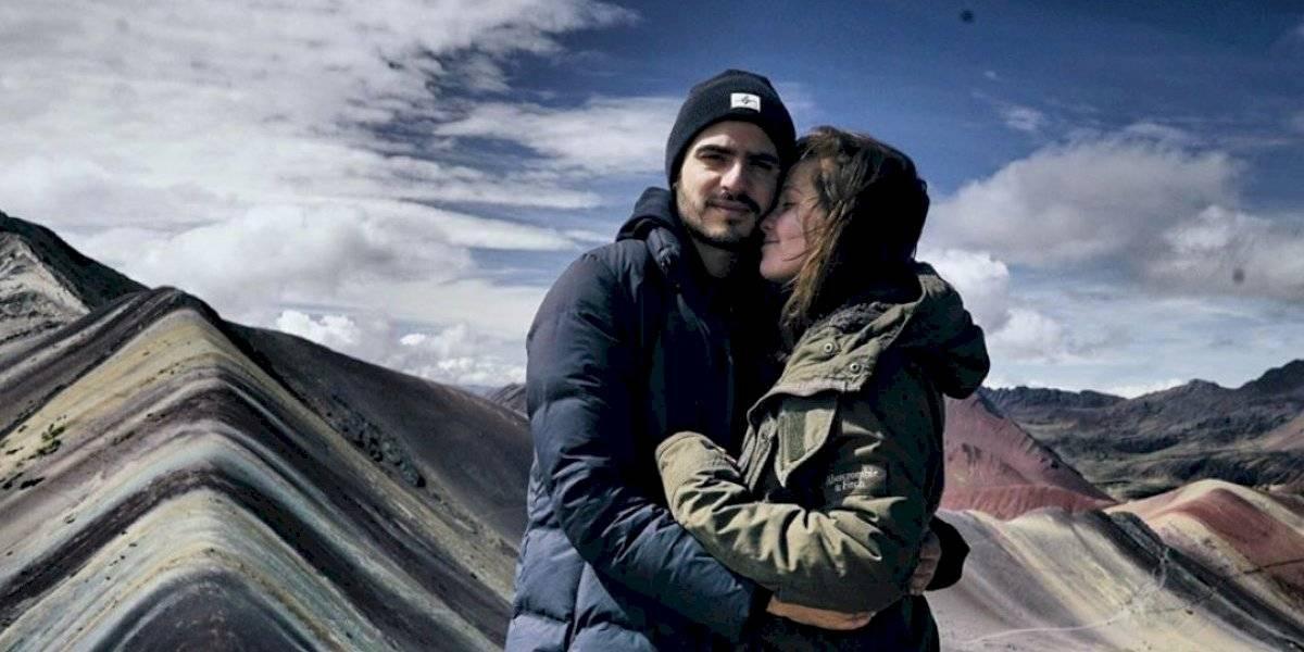 Natasha Dupeyrón anuncia su boda con Yago Muñoz