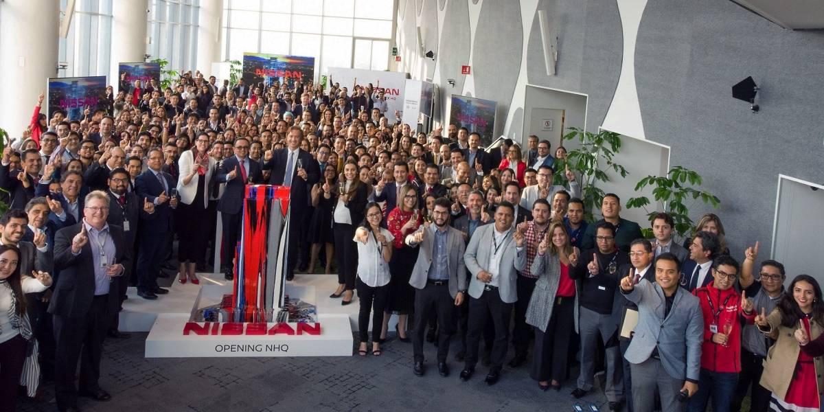 Nissan Mexicana inaugura oficialmente la nueva sede corporativa