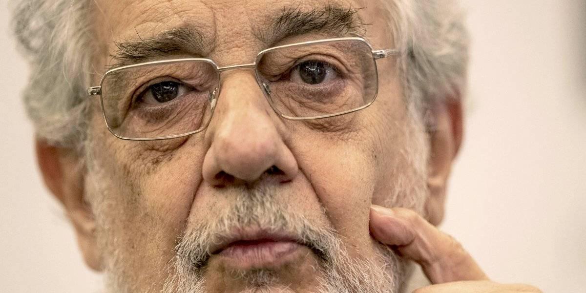 Denunciantes rechazan declaraciones de Plácido Domingo