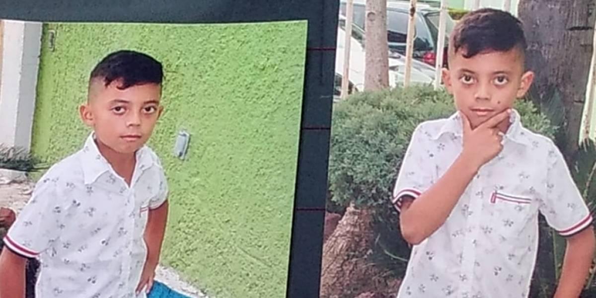 Reportan rapto de un niño de nueve años en Guadalajara