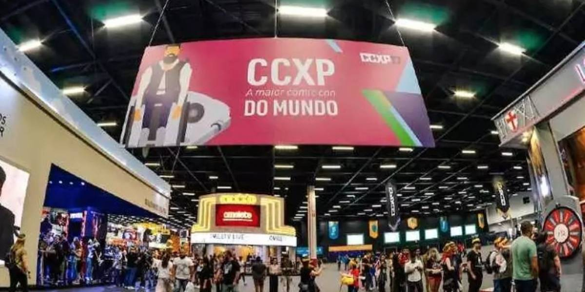 CCXP 2019: Tudo que você precisa saber para o evento