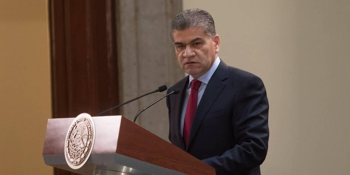 #PolíticaConfidencial Miguel Riquelme recibió un espaldarazo de López Obrador