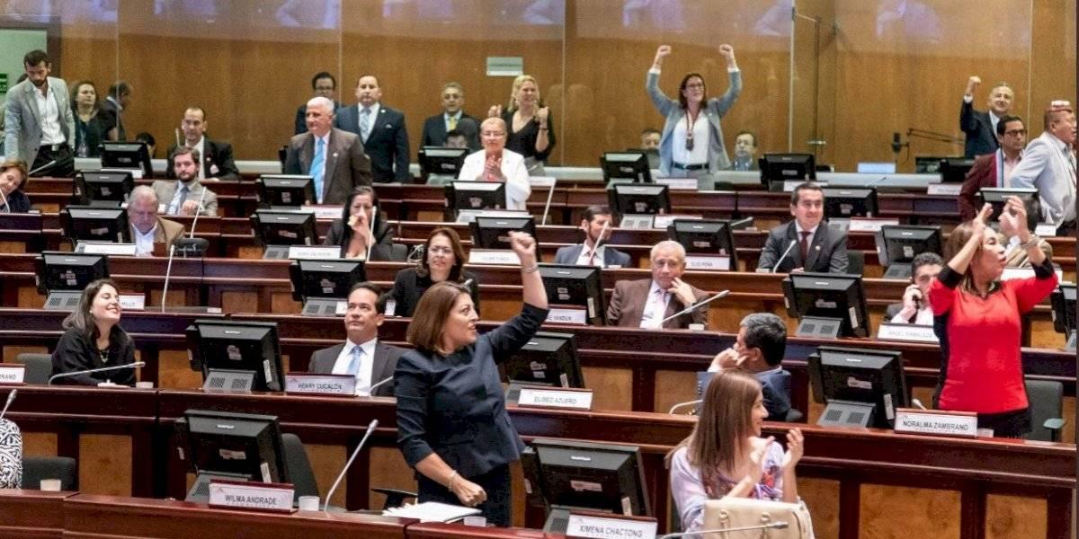 Asamblea Nacional: los importantes cambios en el Código de la Democracia
