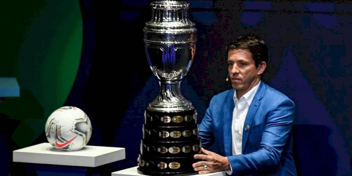 Llevan a cabo sorteo de la Copa América y el duelo inaugural es una sensación