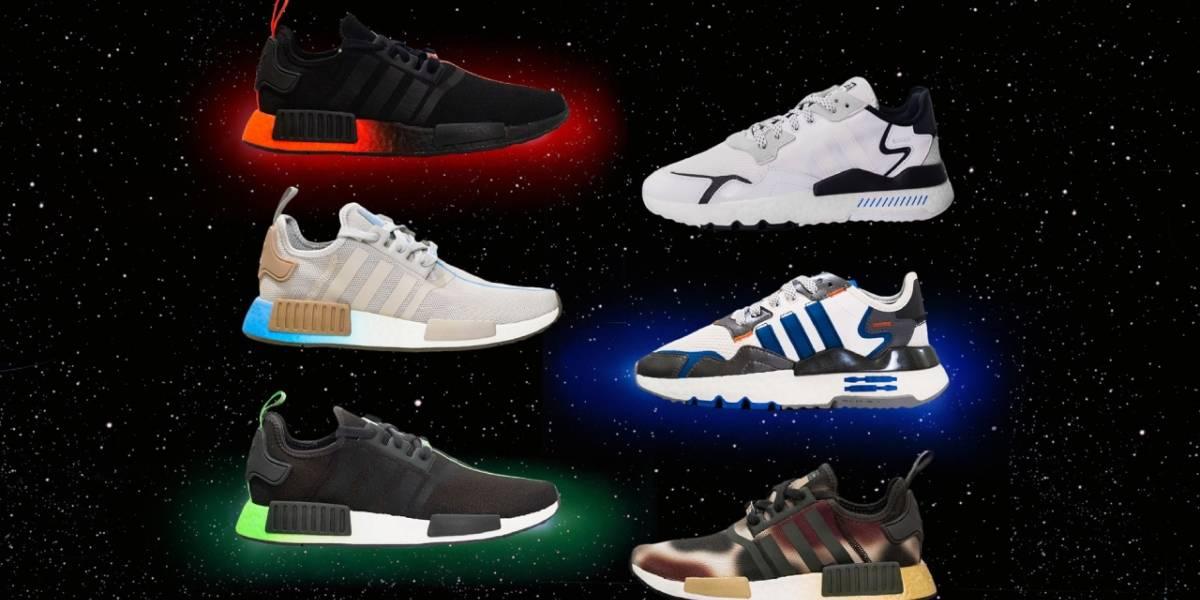 Star Wars: Así es como puedes conseguir el calzado de Adidas