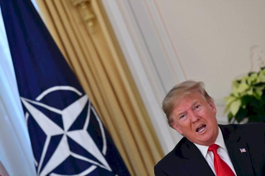 Donald Trump en Londres para cumbre de la OTAN 2019