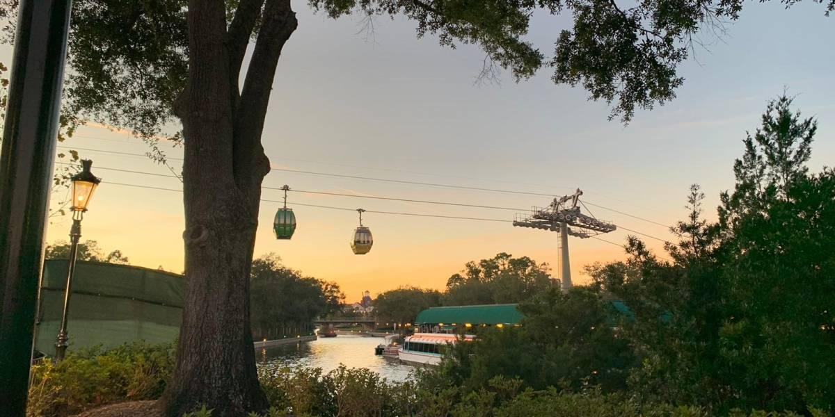 Disney's Skyliner: una nueva forma de moverse por los parques del mundo mágico