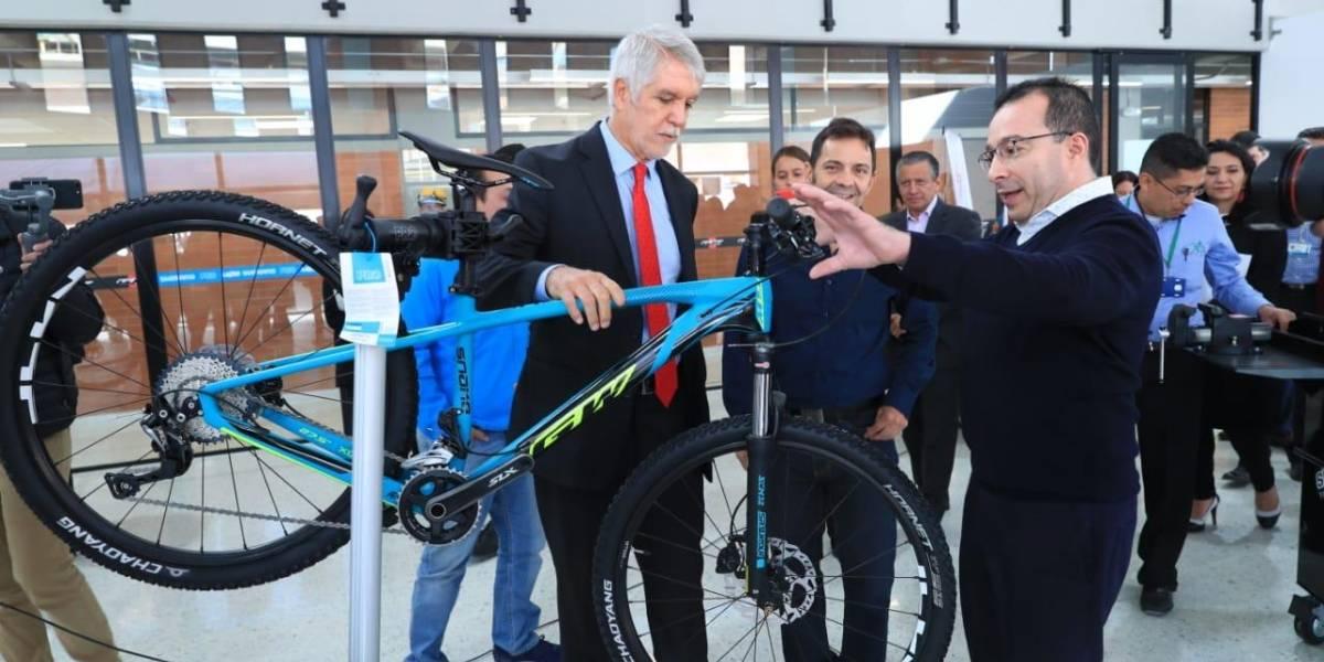"""El """"colegio de la bici"""" que dará educación a 1400 jóvenes de Bosa"""