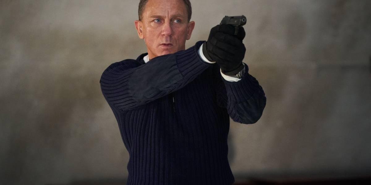 Primeiro trailer de '007: Sem Tempo Para Morrer' é divulgado