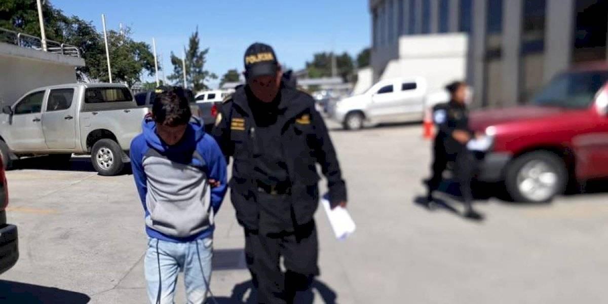Capturan a hombre señalado de abusar sexualmente de menor de 6 años