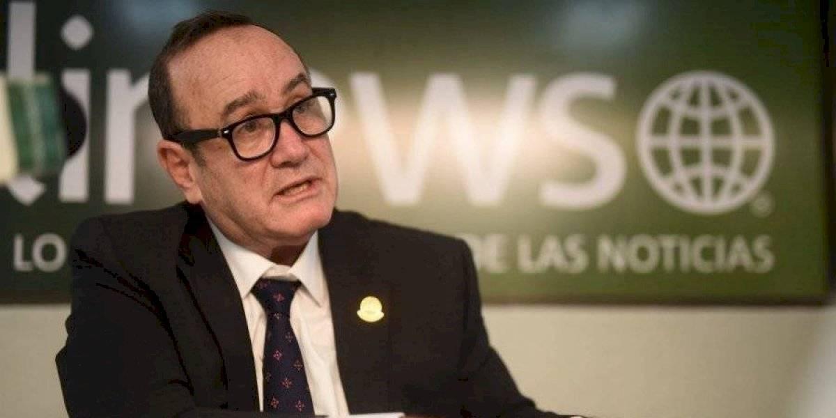 Giammattei planteará cambios en el IGSS para beneficiar a migrantes