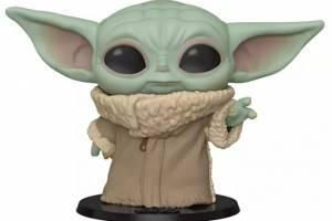 Boneco Baby Yoda
