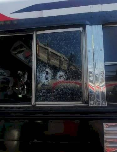 Hieren a piloto y ayudante en asalto a bus en La Florida, zona 19