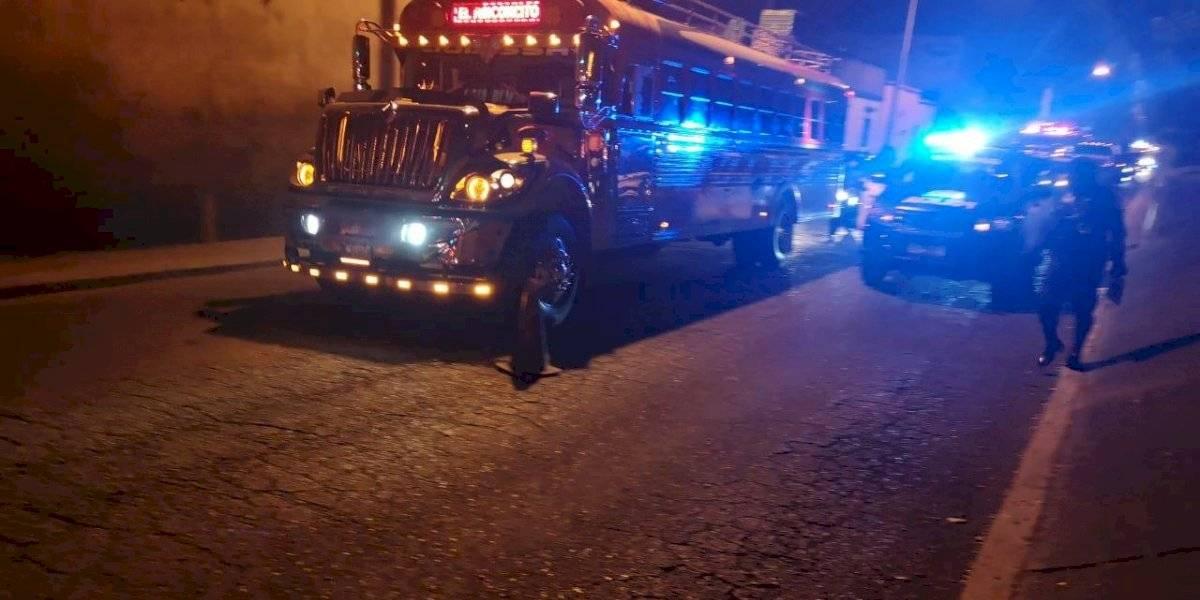 Tres heridos por ataques armados en la capital y Mixco