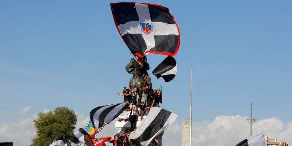 La Garra Blanca busca seguir las movilizaciones tras la suspensión del fútbol y llama a marchar