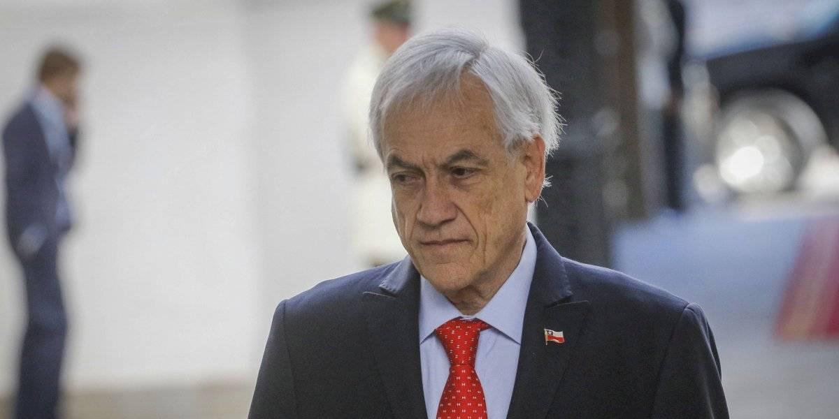 Pulso Ciudadano: Piñera logra aprobación del 5,1% y 79,3% están de acuerdo con cambiar la Constitución