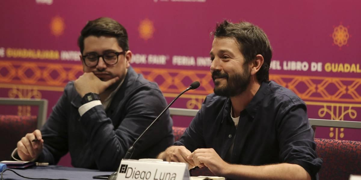 Sin la cultura no somos nada, advierte Diego Luna en la FIL