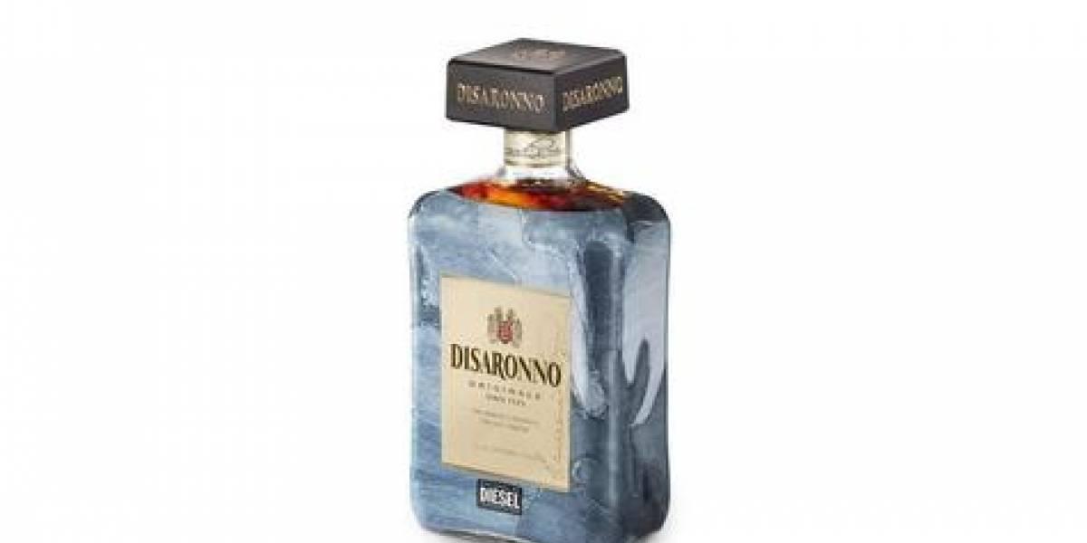 Licor Disaronno se viste de Diesel