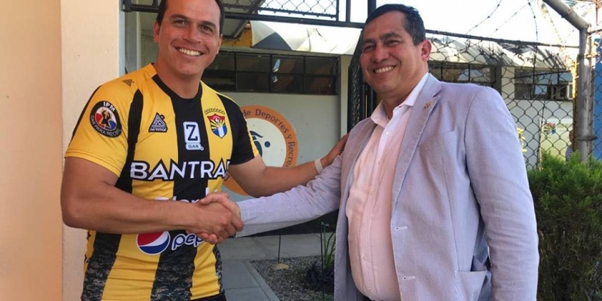 Dwight Pezzarossi nuevo técnico del Aurora FC
