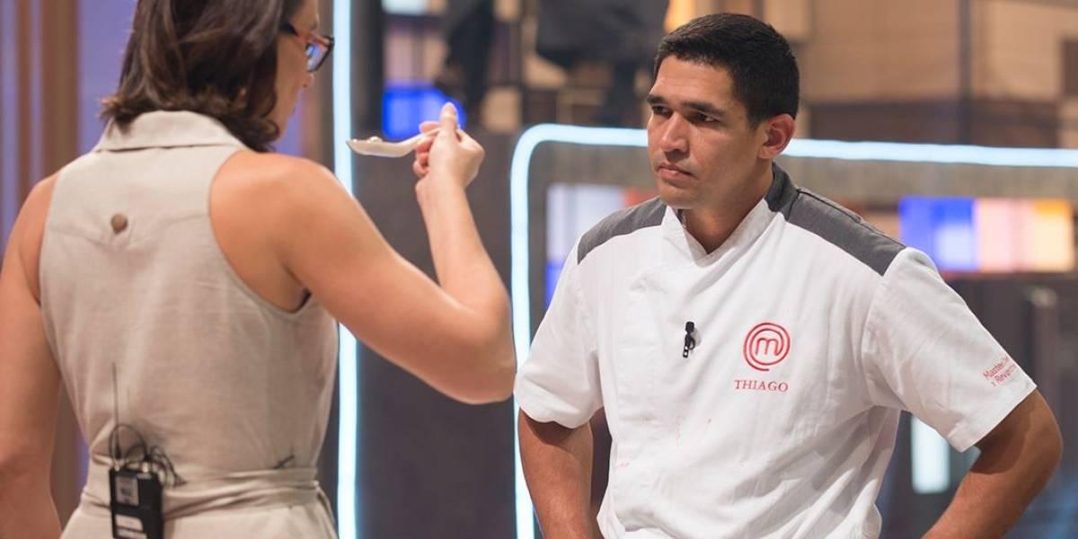 MasterChef - A Revanche: 'Não gosto de canapés, não é a minha praia' diz Thiago