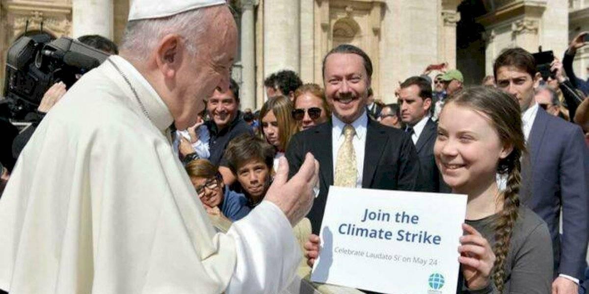 """Francisco a la COP25: """"Me pregunto si existe voluntad política para salir de esta crisis"""""""
