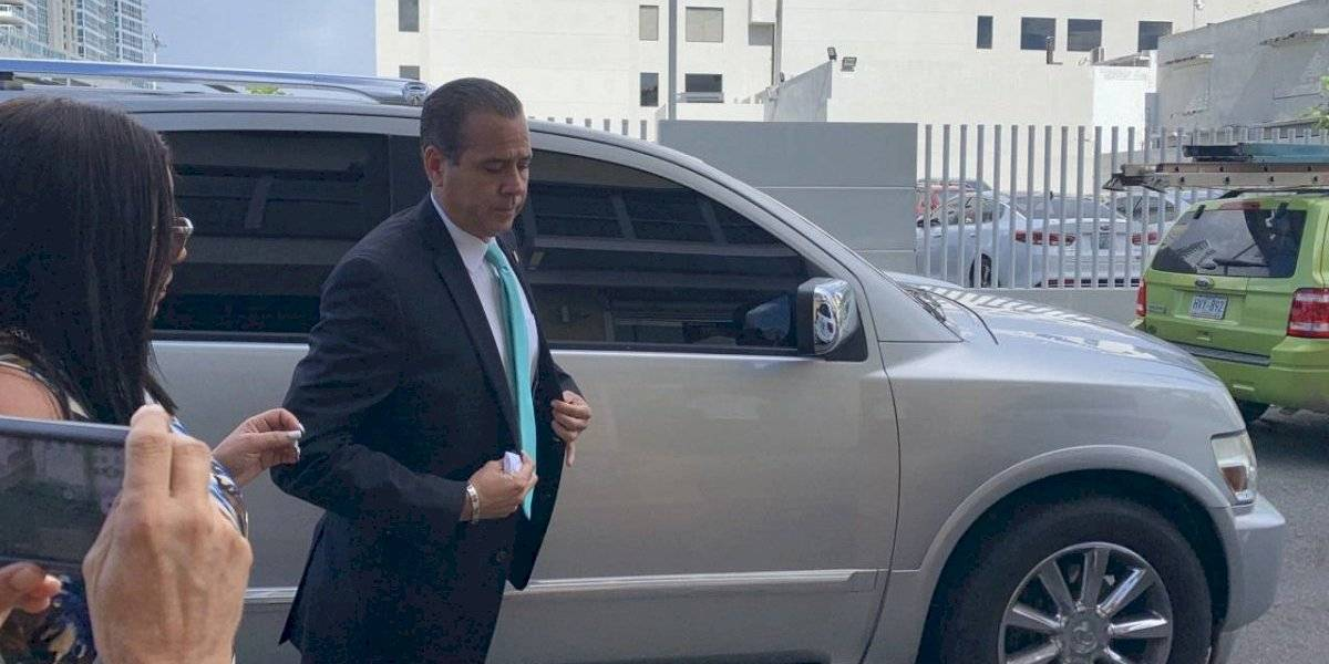 Comisión de Ética encuentra causa contra Georgie Navarro