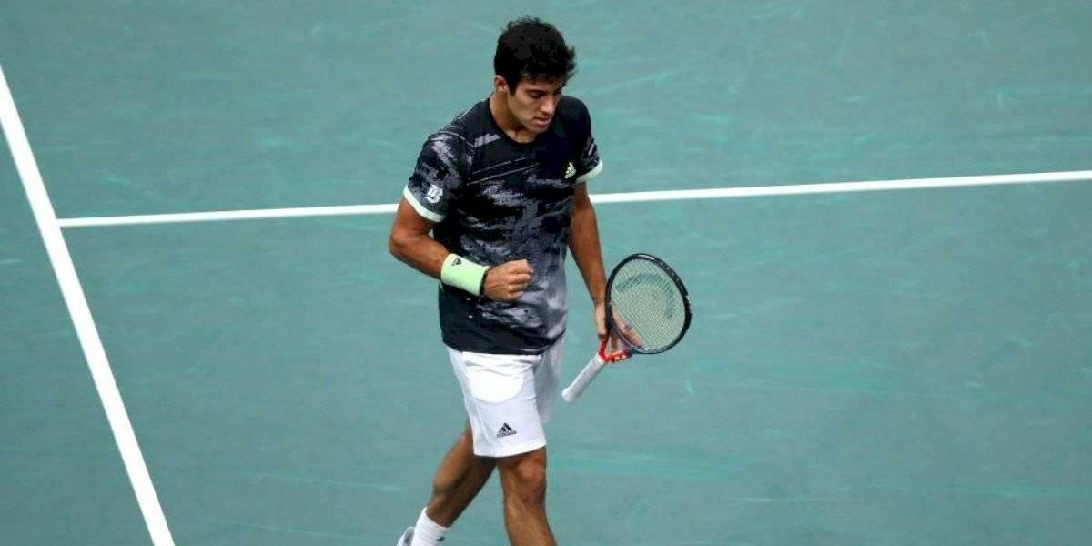 Garin jugará un ATP 250 con Novak Djokovic en la previa al Grand Slam de Australia