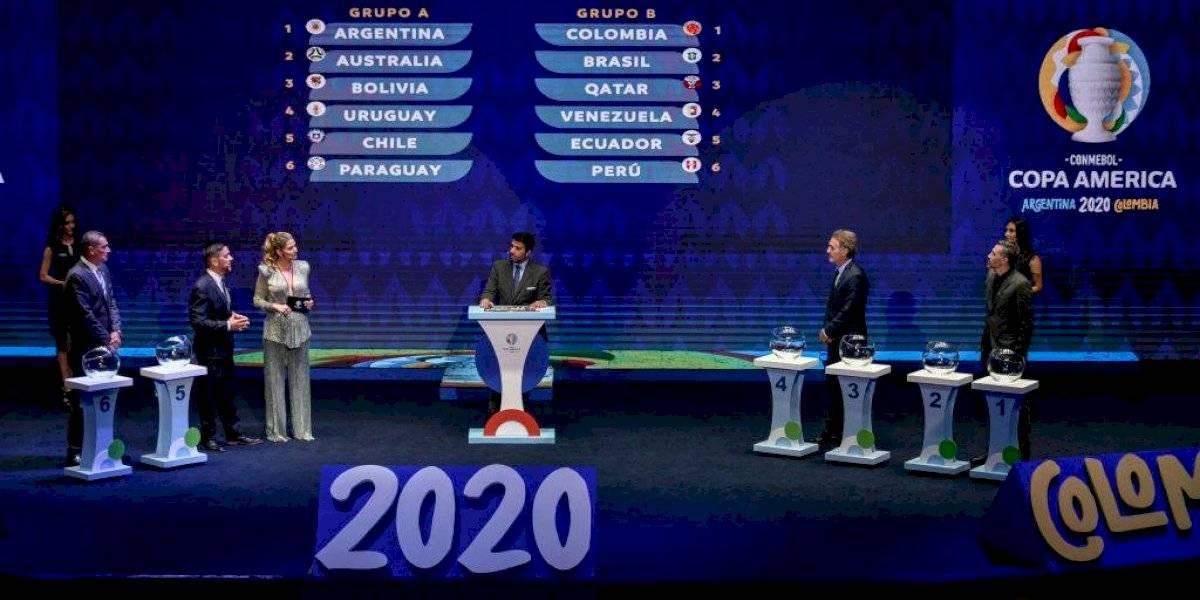 Copa América 2020: El calendario y fixture completo del torneo que se jugará en Argentina y Colombia