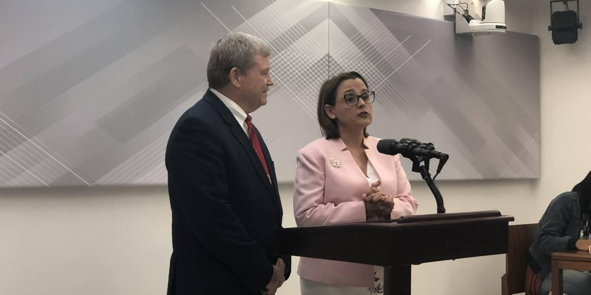 Justicia reitera confidencialidad de asesoría legal que autorizó escoltas a Beatriz Rosselló