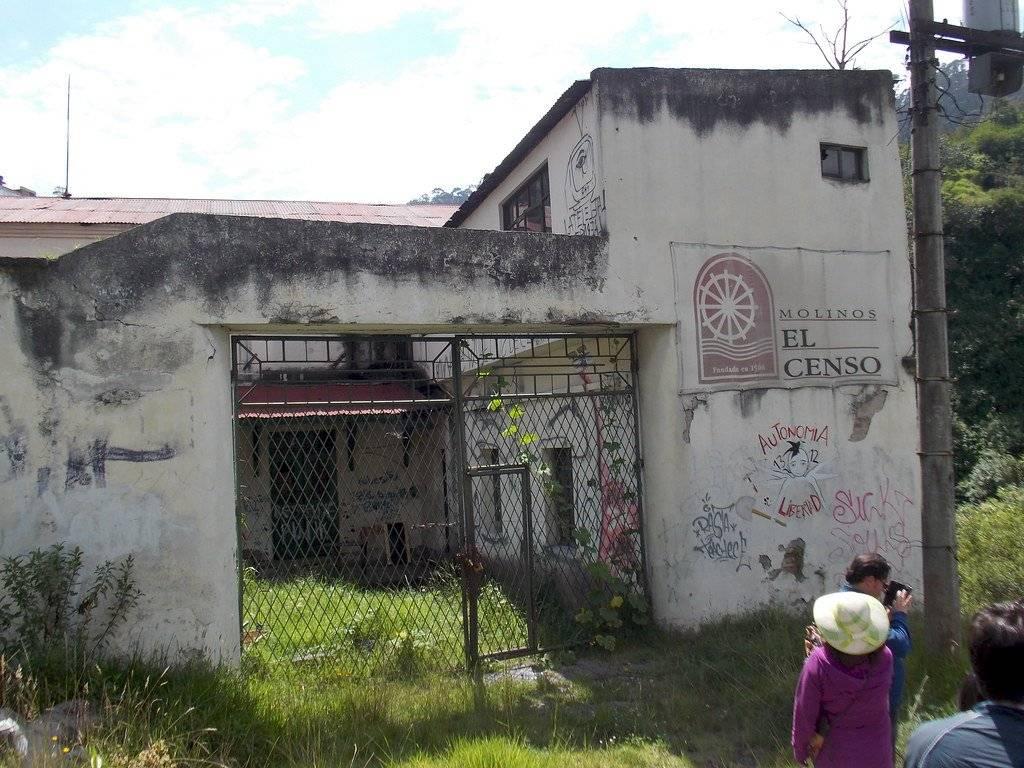 Molinos El Censo