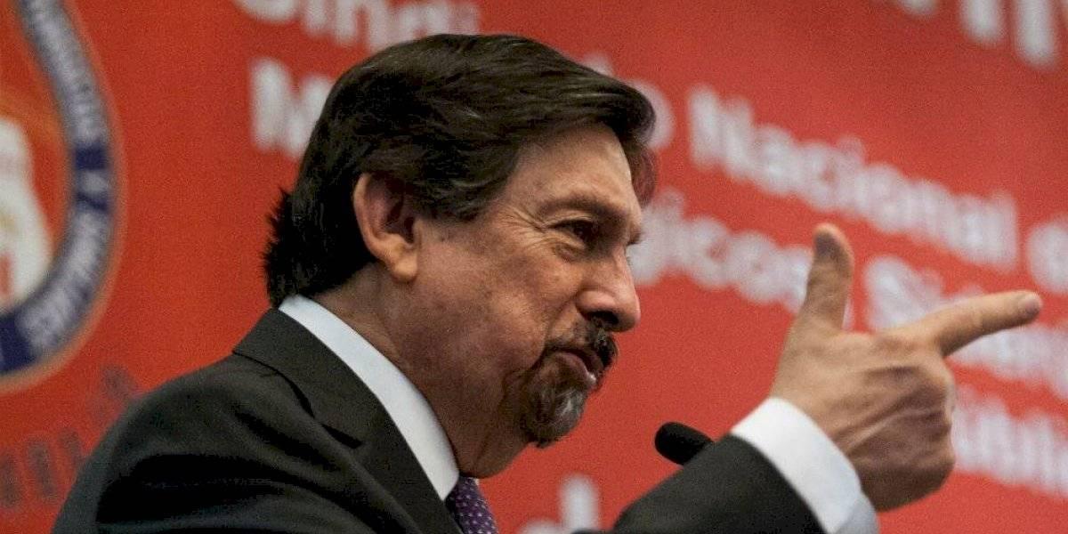 #PolíticaConfidencial Napoleón Gómez pierde batalla frente a empresarios