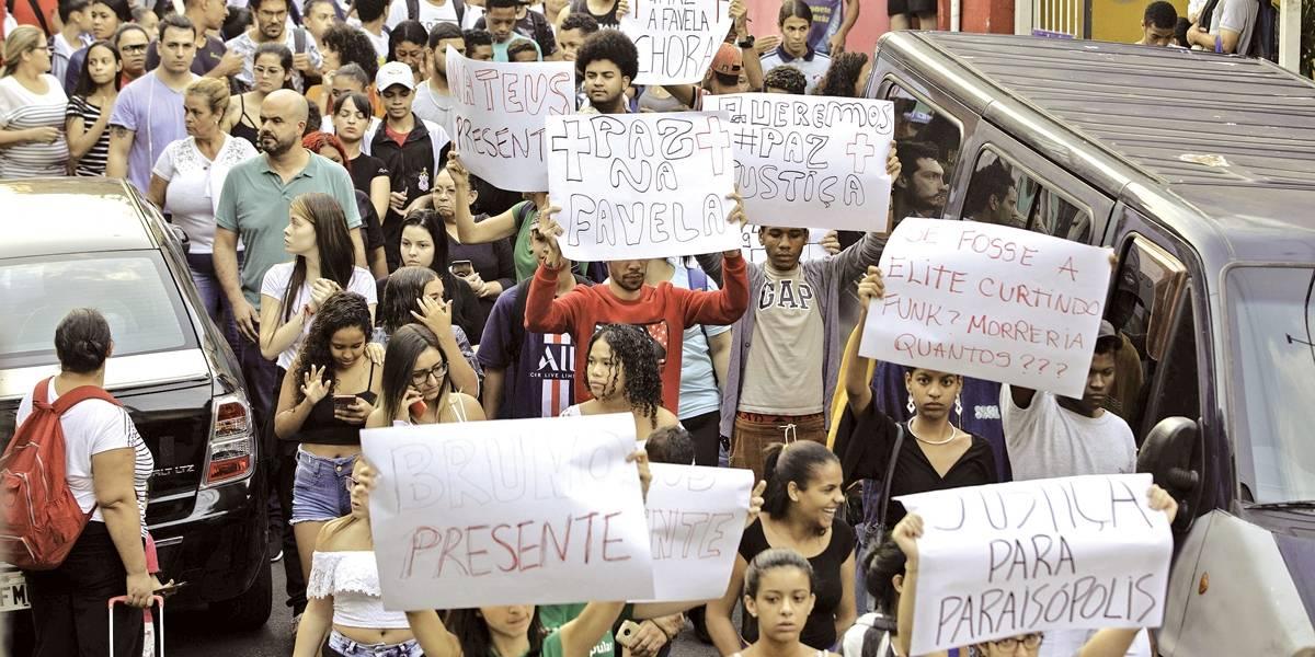 Paraisópolis: Mais 32 PMs envolvidos na ação são afastados do cargo