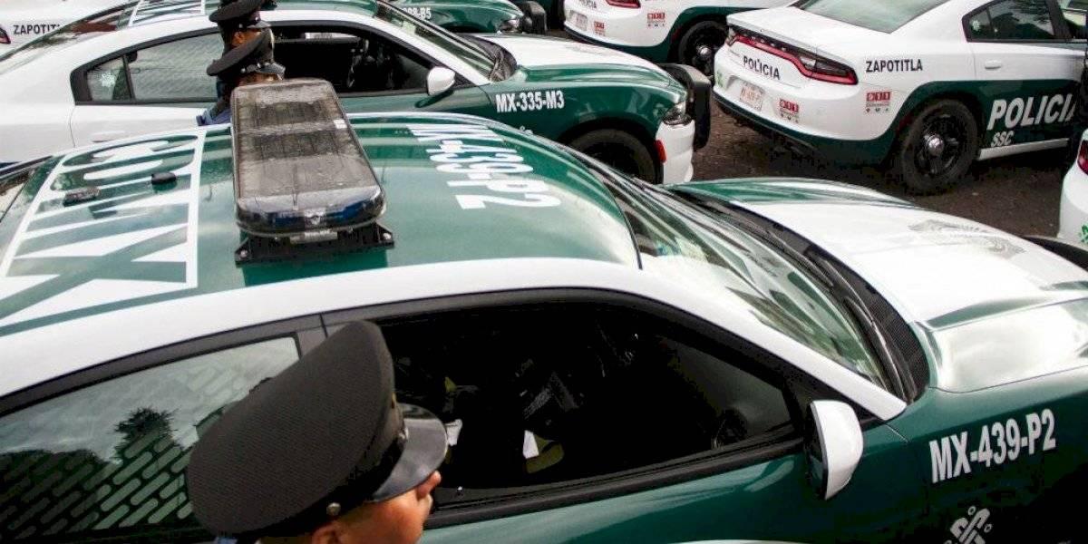 Detienen a policía capitalino acusado de abuso sexual